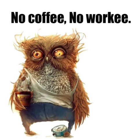 Friday Coffee Funny